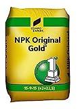 CONCIME UNIVERSALE NPK ORIGINAL GOLD (ex nitrophoska gold) IN SACCO DA 25 KG