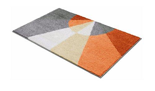 tappetino-da-bagno-con-motivo-grafico-in-arancione-taglia-1-48-x-48-cm