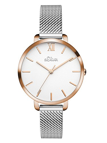 s.Oliver Women's Watch SO-3454-MQ