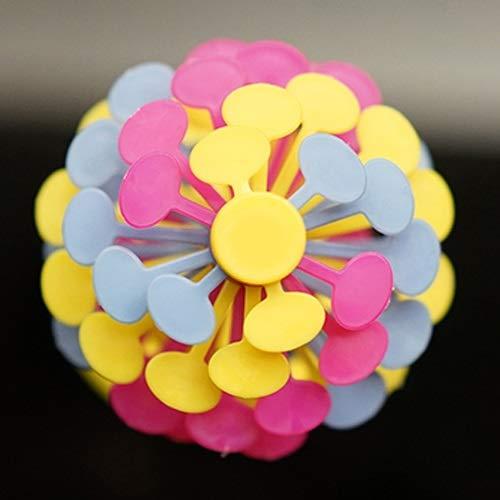 tscher Fahrenheit-Serie Kreatives Dekompressionsdekorationsspielzeug OCD-Dekompressionsartefakt Spielzeugkunstdekoration Magisches Dekompressionsartefakt (Color : Iridescent) ()