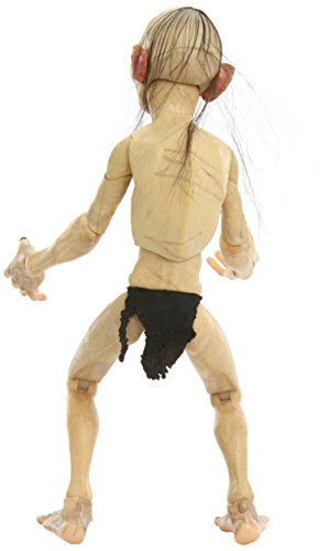 NECA - Lord of The Rings, Gollum & Smeagol: Smeagol, Figura 1/4 (NEC0NC30488) 2