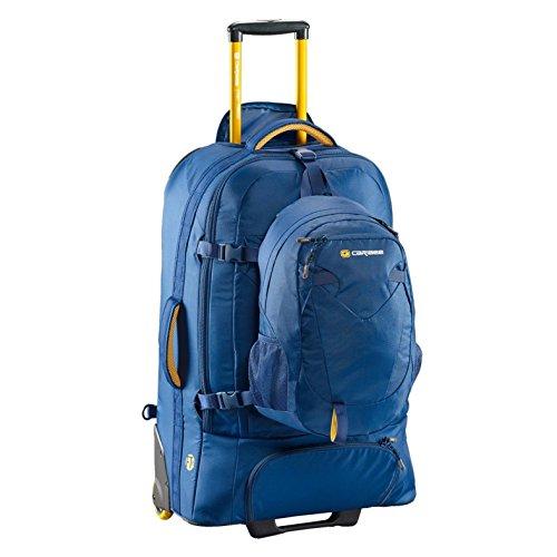caribee-fast-track-travel-pack-rucksack-with-wheels-trekking-backpack-80-cm-85-liters-blue