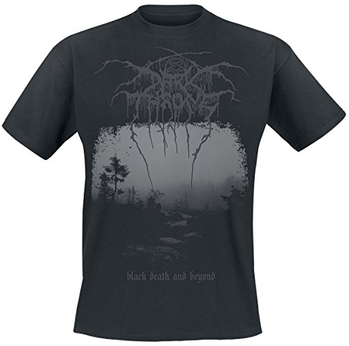 Darkthrone Black Death and Beyond T-Shirt Schwarz S