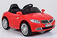 BMW Ride Dual Drive Electric Car - Red