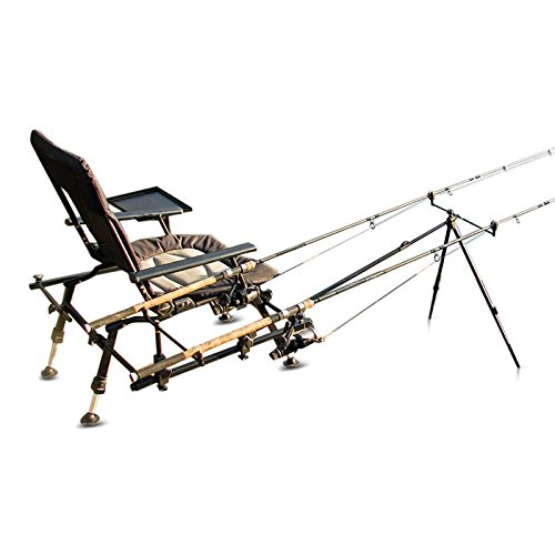 Cyprinus-Whole-Hog-Fishing-padded-arm-Chair-seat-Rod-Pod-rod-rest-ideal-for-Coarse-and-Carp-Fishing