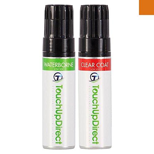 Preisvergleich Produktbild TouchUpDirect Hyundai Veloster genau übereinstimmender Ausbesserungslack für Autos - R9A Vitamin C Metallic - 0.5 oz. Topf