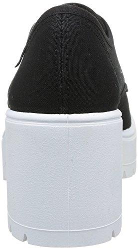 Victoria - Zapato Lona, Stivali Donna Nero (Noir (Negro))