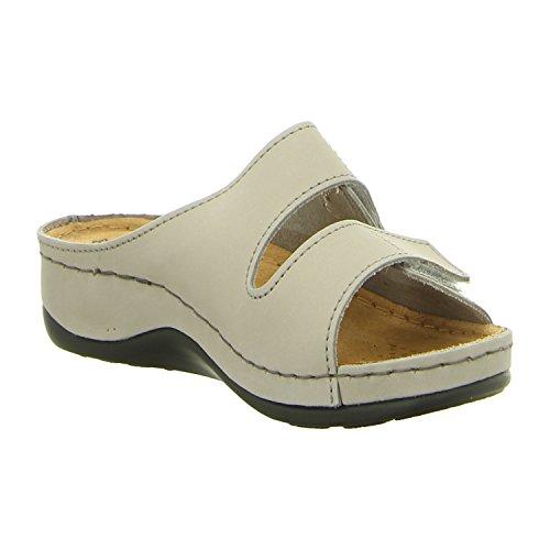 Tamaris Damen 27510 Pantoletten Grau (Grey)