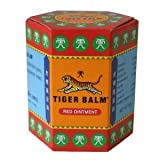 Tiger balm - Baume du tigre rouge 30 g - Le véritable...