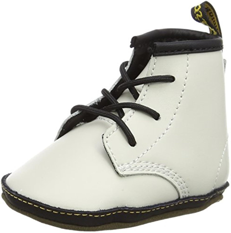 Dr. Martens Auburn White Lamper, Zapatos Unisex Bebé