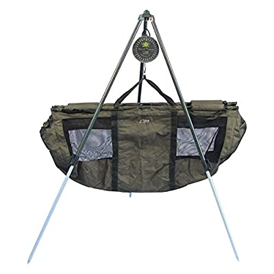 CarpZone Carp Fishing Weighing Tripod by ESC Ltd