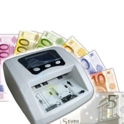 Mini-Geldscheinprüfgerät/ Banknotenscanner, Euro-Falschgelderkennung