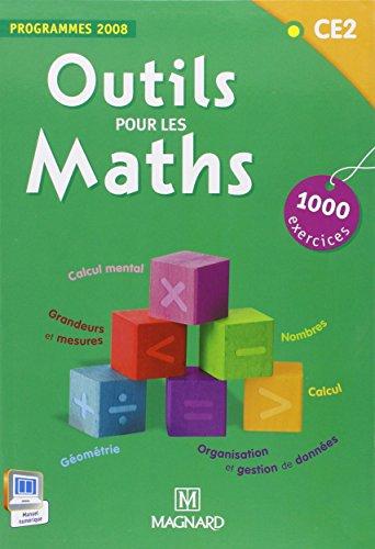 Outils pour les maths CE2 : Programmes 2008 par Patrice Gros