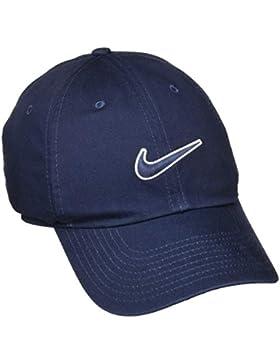 Nike U NK H86 Essential Swsh Gorra de Tenis, Unisex Adulto, Azul (Obsidian/Obsidian), Talla Única