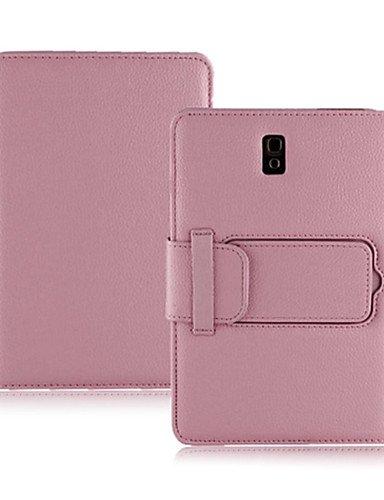 bei ke da wasserdichten Laptoptaschen mit Tastatur f¨¹r Samsung-Galaxievorsprung s 8.4and t700 , pink