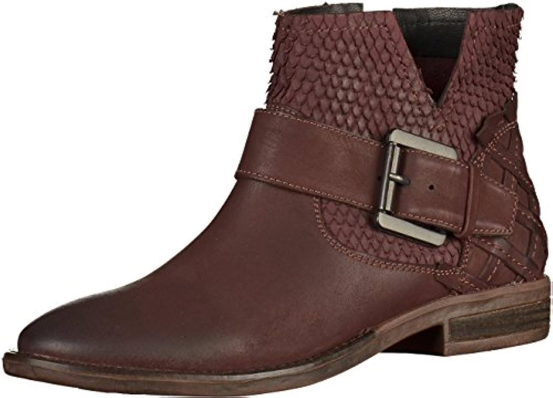 SPM Calvados Ankle Boot, Zapatillas de Estar Por Casa para Mujer