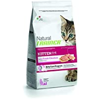 NovaFoods Cibo per Gatti Natural Cat Kitten 1,5KG - 1500 gr