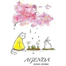 Agenda Gennaio-dicembre: Ichigoichie Ogni Incontro È Unico, Diario in Italiano E Giapponese