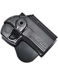 Noga Holster de pistolet, compatible avec la plupart des pistolets, noir