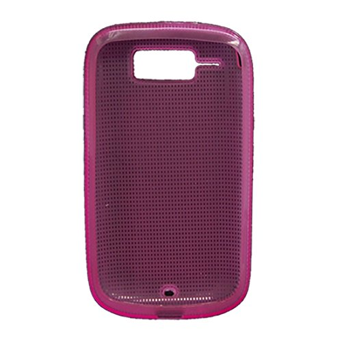 Charming rosa weichen Kunststoff-Gehäuse für HTC T4242 Cruise