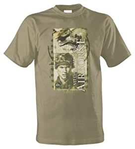 T-Shirt sand - Medal of Honor: Airborne