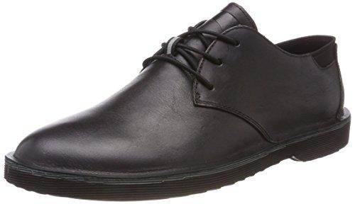 Camper Morrys, Zapatos de cordones Oxford para Hombre, Negro (Black 1), 41 EU