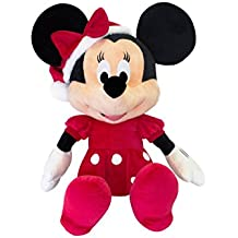 Disney MN32107 peluche in cappello di Natale a4d58441f4b6
