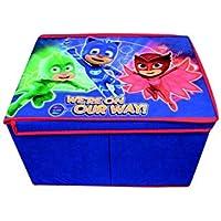Preisvergleich für familie24 Spielzeugkiste Faltbar Aufbewahrungsbox Auswahl Spielzeugkiste Kiste Spielzeugbox Spielebox Toy Box Frozen Die Eiskönigin Paw Patrol PJ Masks