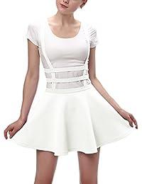 Amazon.co.uk: White - Skirts / Women: Clothing