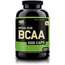 Optimum Nutrition BCAA 1000-200 Cápsulas