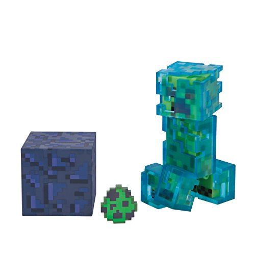 Minecraft Action Figure Charged Creeper 8 cm Jazwares Figures