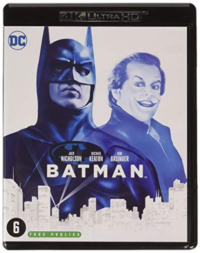 Batman 4k ultra hd [Blu-ray] [FR Import]