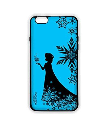 Macmerise Licensed Disney Elsa Premium Printed Back cover Case for iPhone 6S Plus