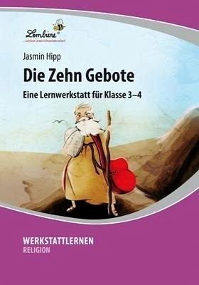 Die Zehn Gebote (CD-ROM): Grundschule, Religion, Ethik, Klasse 3-4
