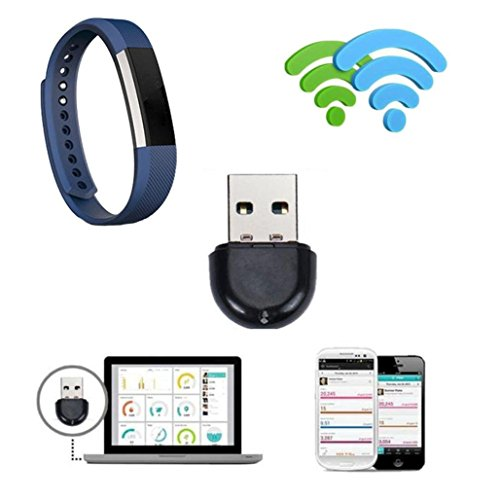 Für Fitbit Alta Internet Bluetooth Dongle WLAN Sync USB