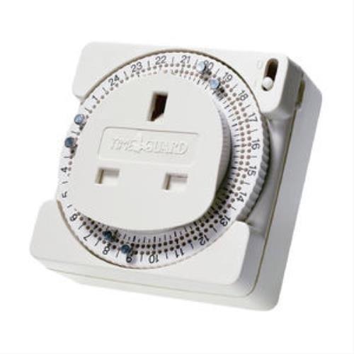 Timeguard TS800B, Timer, 24 ore