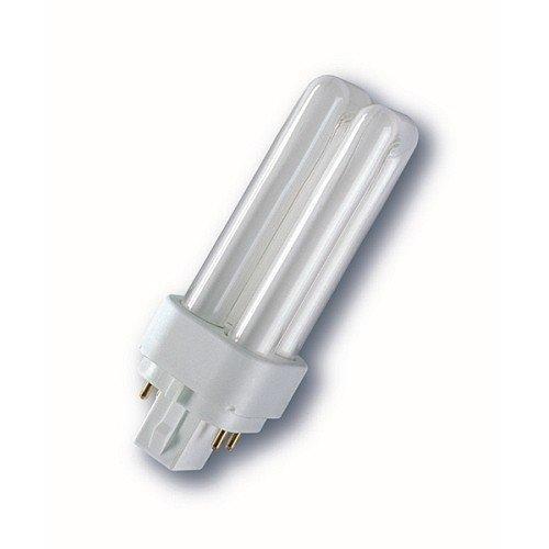RADIUM Kompakt-Leuchtstofflampe Ralux Duo / E, Sockel G24q 26 W / 840 RA31311142