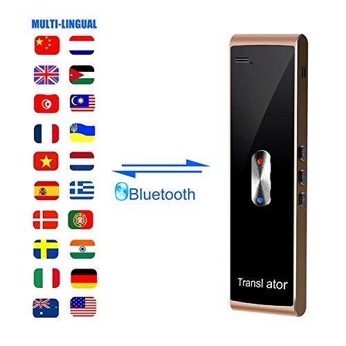 GXYGWJ Übersetzungsausrüstung Lernen Reisen Einkaufen Geschäft Synchron Portable Übersetzung Intelligente Sprachübersetzungsausrüstung 4GWiFi Zwei-Wege-Echtzeit-Instant Gerät übersetzen