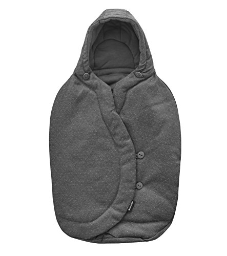 Maxi-Cosi 73509560 Pebble und Plus Fußsack, sparkling grey
