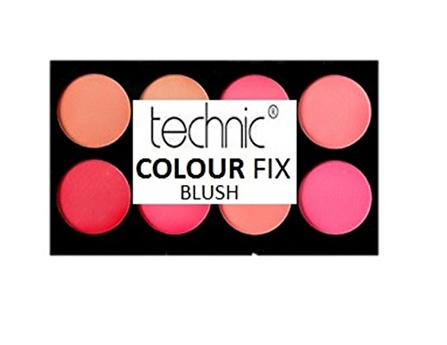 Technic: 8 Color Blush Palette (28 g)