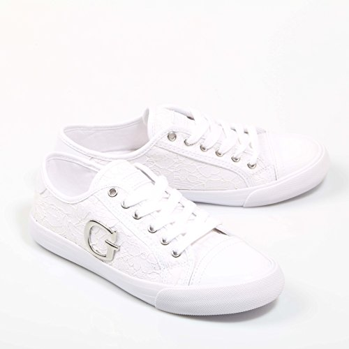 Guess Footwear Active Lady, Sneaker Donna Bianco
