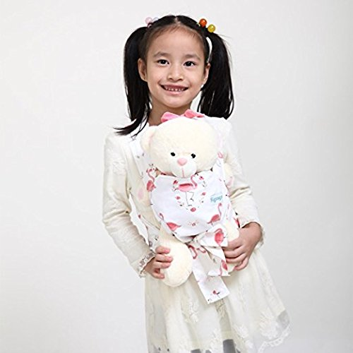 Baby Doll Carrier Sling Toy Children Toddler Gift Wrap Carrier Sling Adjustable For Kids 2-6 Year Backpacks & Carriers Activity & Gear