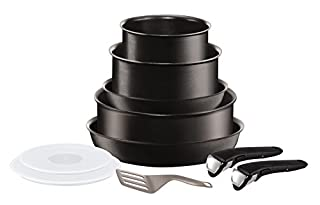 Tefal L6549702 Set de poêles et casseroles - Ingenio 5 Performance Noir 10 Pièces - Tous feux dont induction (B01AHQZTBG) | Amazon Products