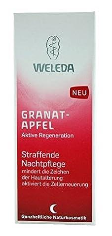Weleda - Grenade - Crème de nuit raffermissante - 30 ml