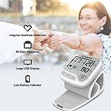Koogeek Monitor della pressione del polso Precisione garantita completamente automatica Ampio...