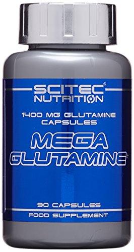 Scitec Nutrition Mega Glutamin, 90 Kapseln