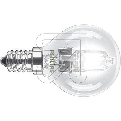 Philips 83148100 ECOCLASSIC30 TRL 42W E14 K Energiesparende Hochvolt-Halogen Tropfenlampe klar von Philips auf Lampenhans.de