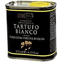 Condimento Aromatizzato al Tartufo Bianco. Aceite de oliva a la Trufa Blanca 250ml