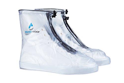 WALKERPROOF Schuhschutz, Schuhüberzieher, Überschuhe (XL)