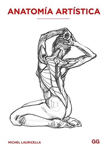Anatomía artística por Michel Lauricella